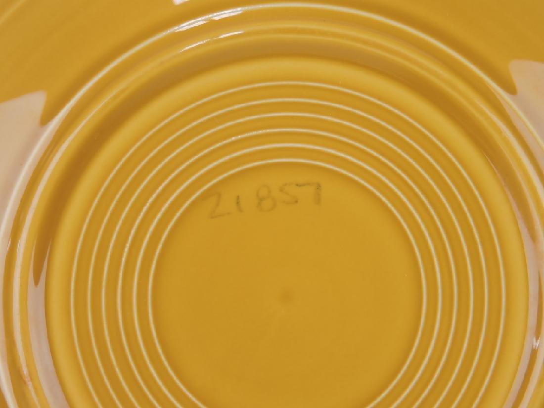 """RARE Fiesta 10"""" plate, Casualstone style - 3"""
