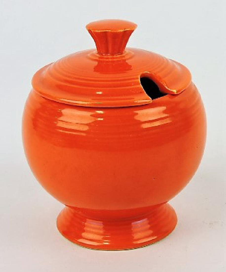 Fiesta marmalade, red
