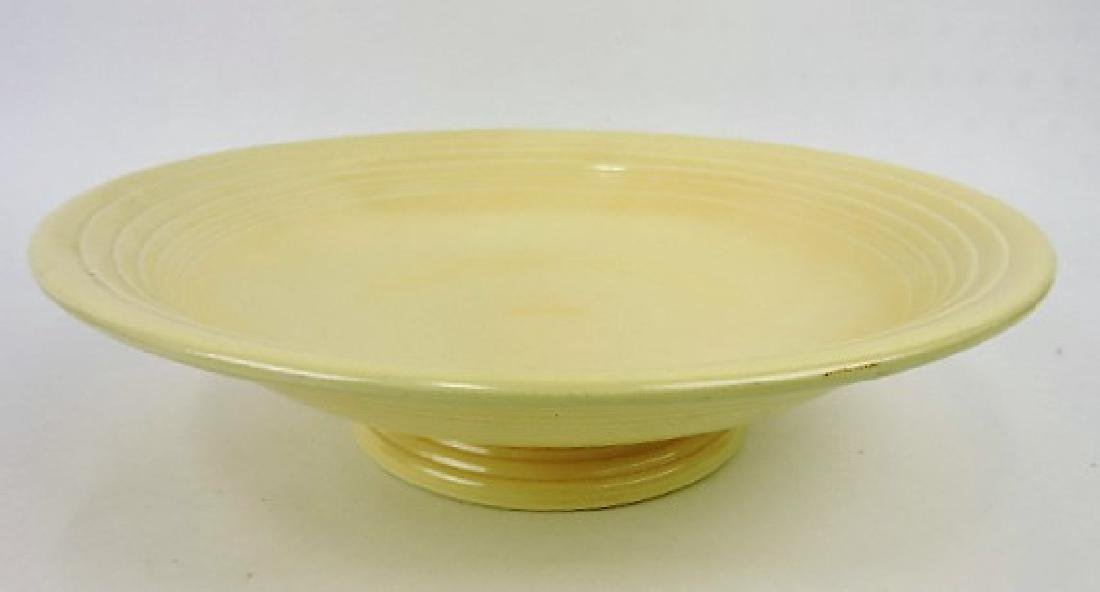 """Fiesta 12"""" fruit compote, ivory"""