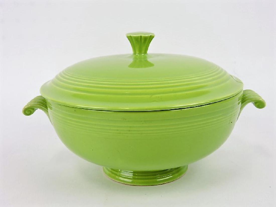 Fiesta casserole, chartreuse