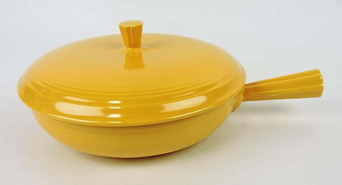 Fiesta French casserole, yellow