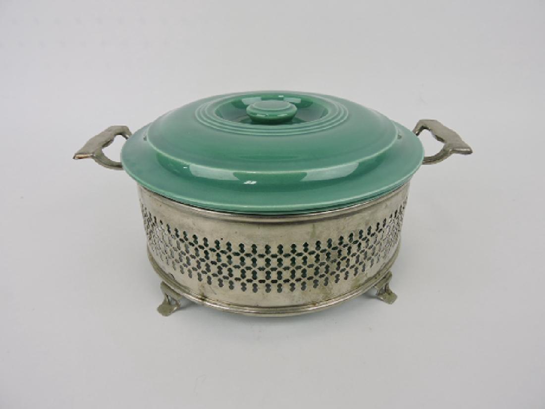 Fiesta promotional casserole, spruce green - 2