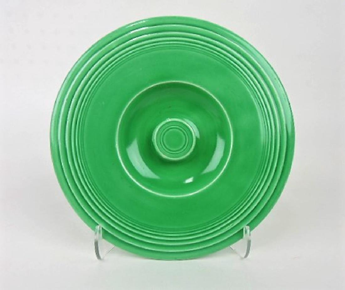 Fiesta #4 mixing bowl lid, green