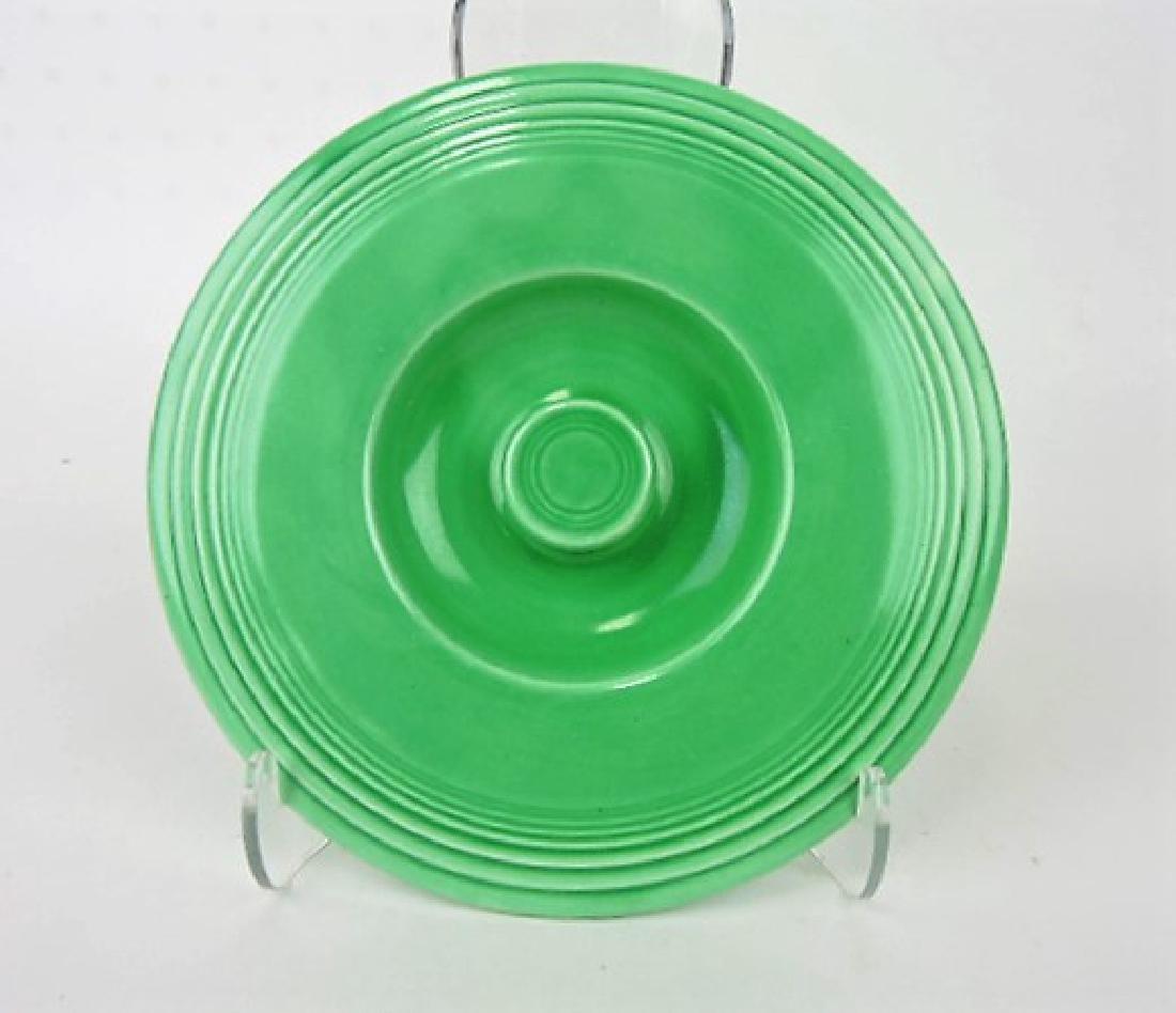 Fiesta #3 mixing bowl lid, green
