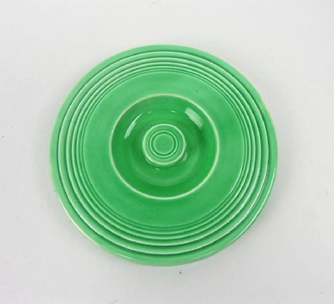Fiesta #1 mixing bowl lid, green