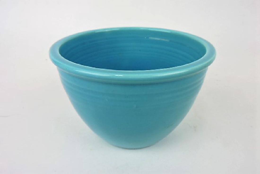 Fiesta mixing bowl, #2 turquoise