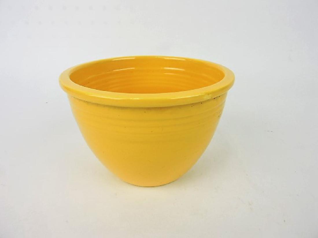 Fiesta mixing bowl, #2 yellow