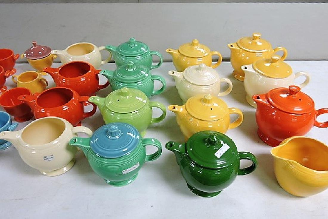 Fiesta lot of 47 pieces, various condition - 3