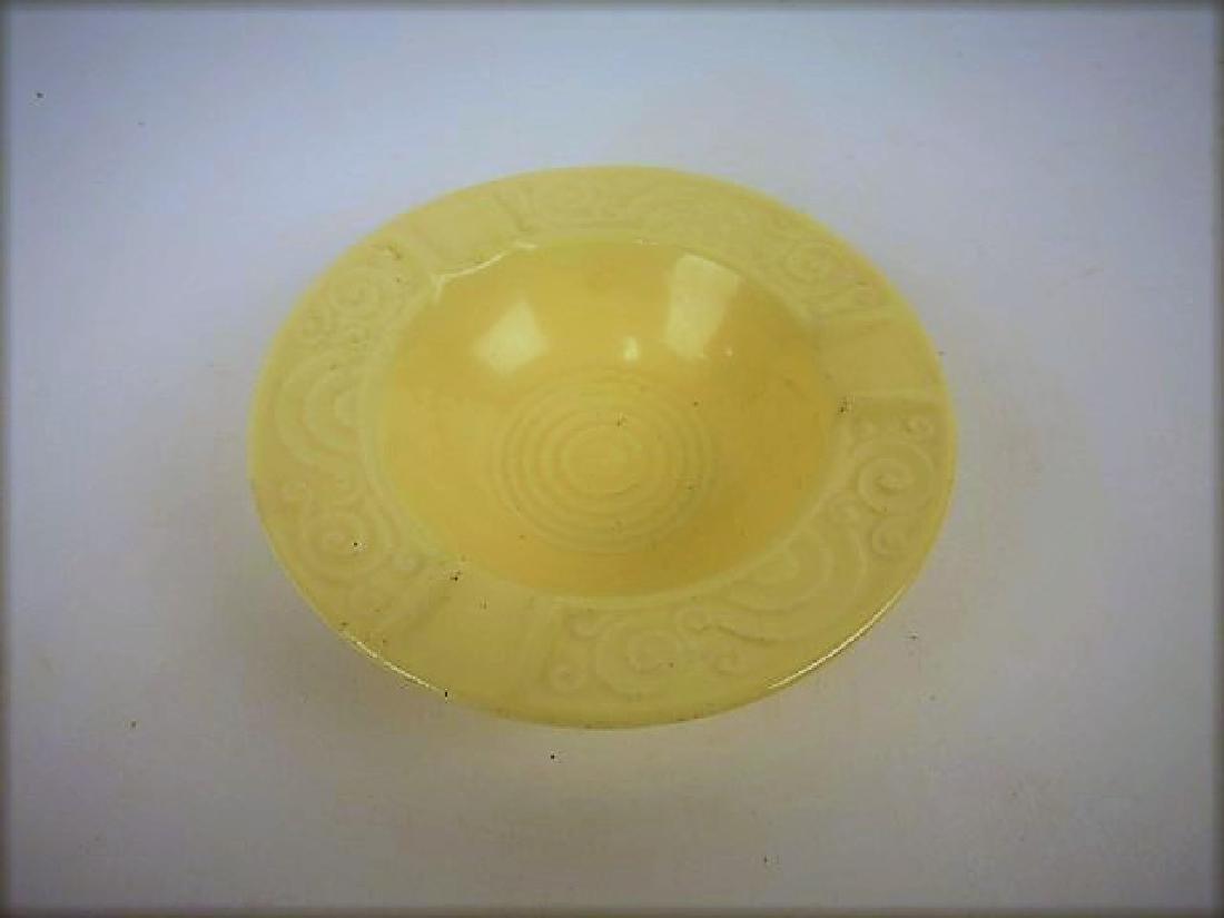 Kitchen Kraft RARE ivory ashtray,