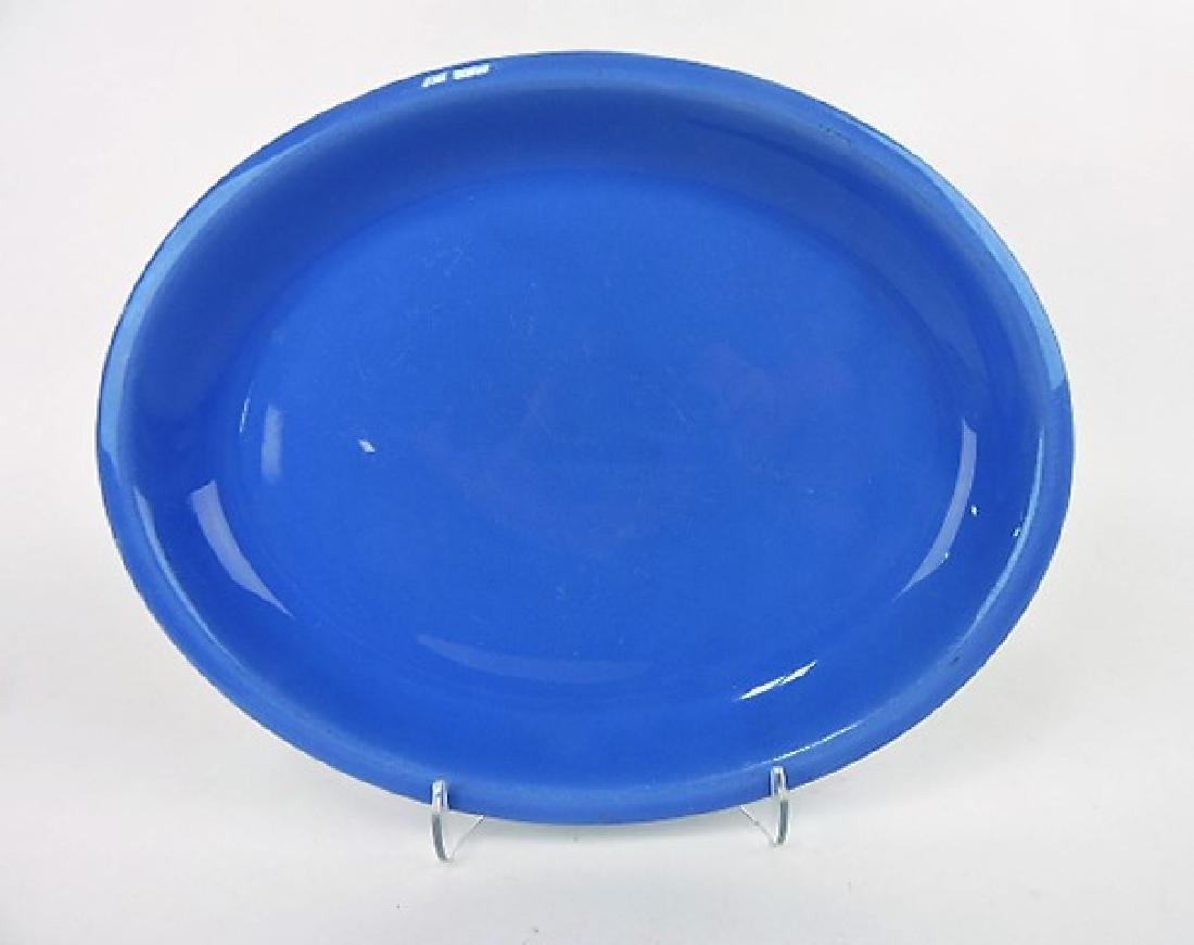 RARE Fiesta Kitchen Kraft mauve blue