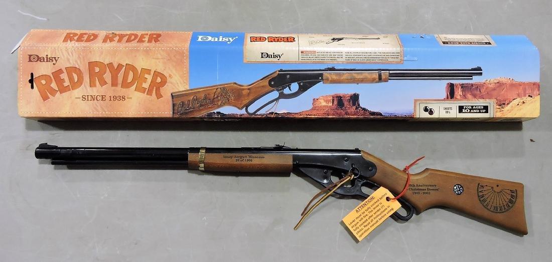 Daisy Red Ryder NIB BB gun from