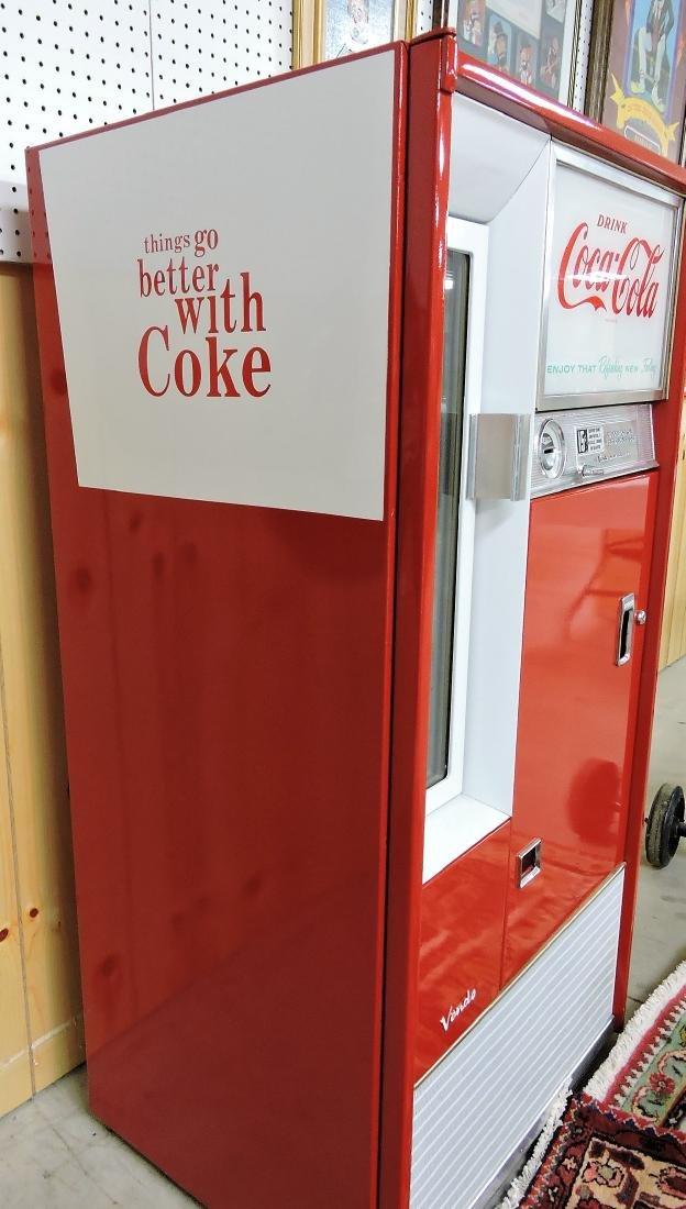 Vendo Coca Cola 15 cent pop bottle - 3