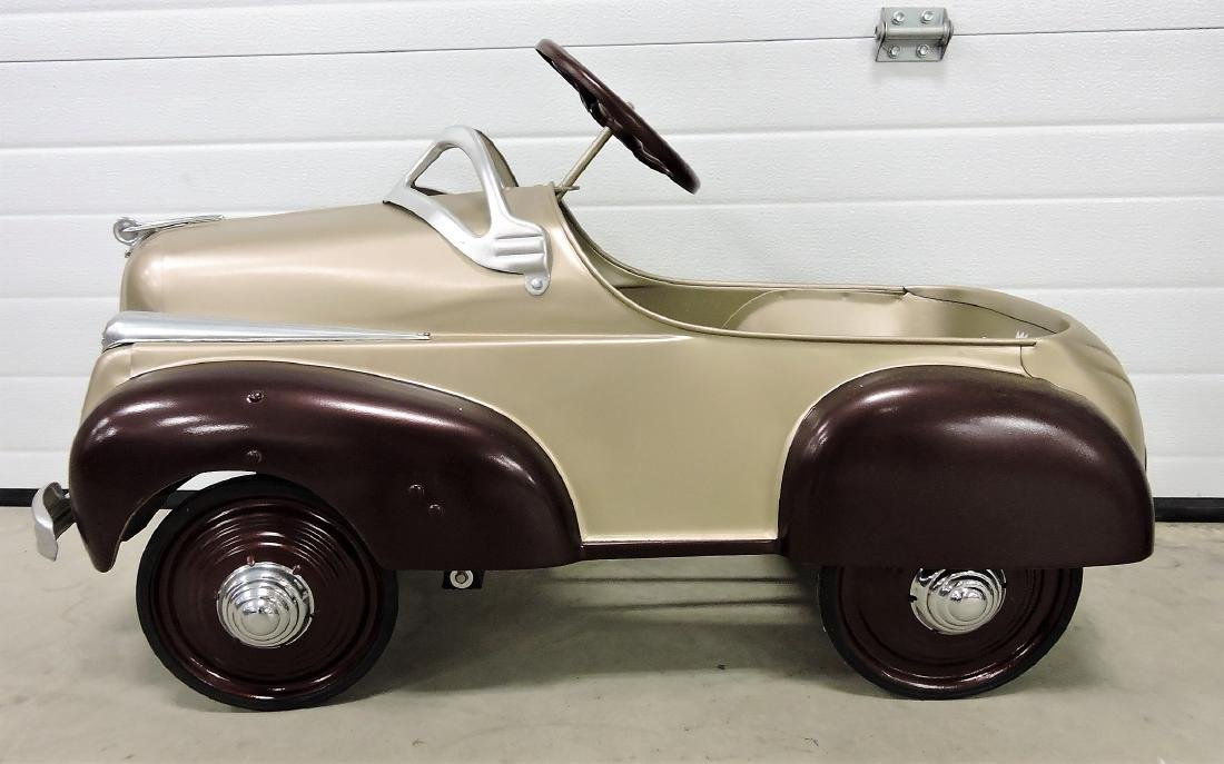 1941 Chrysler  Steelcraft pedal car,