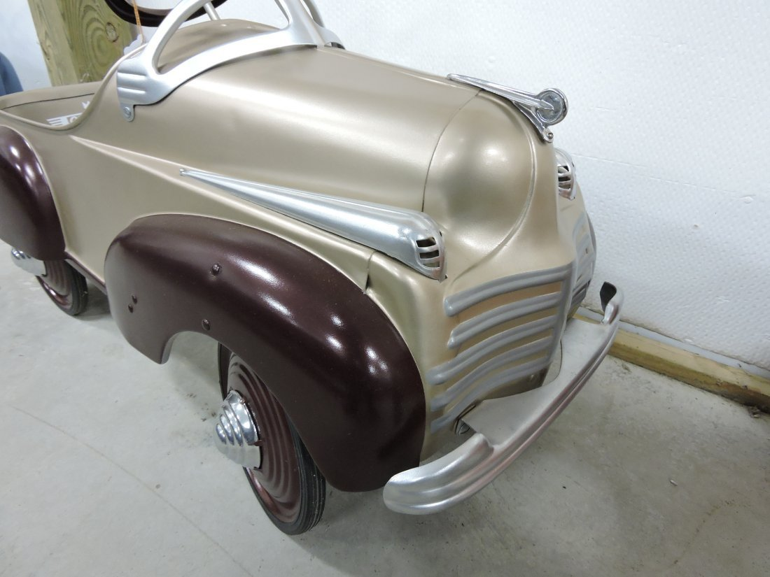1941 Chrysler  Steelcraft pedal car, - 2
