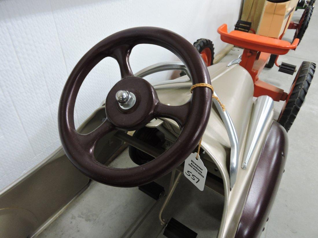 1941 Chrysler  Steelcraft pedal car, - 4