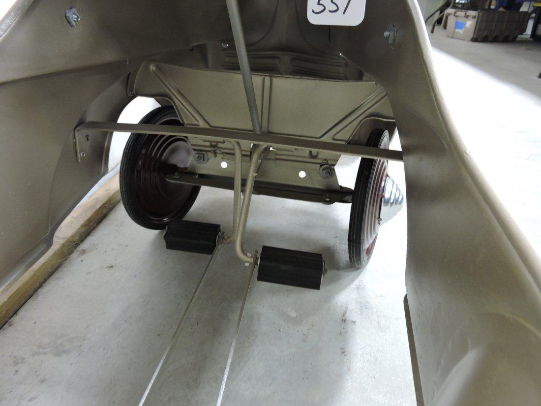 1941 Chrysler  Steelcraft pedal car, - 5