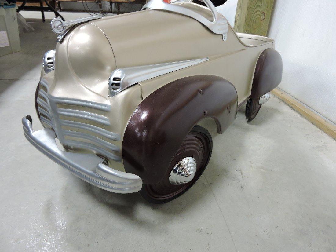 1941 Chrysler  Steelcraft pedal car, - 6
