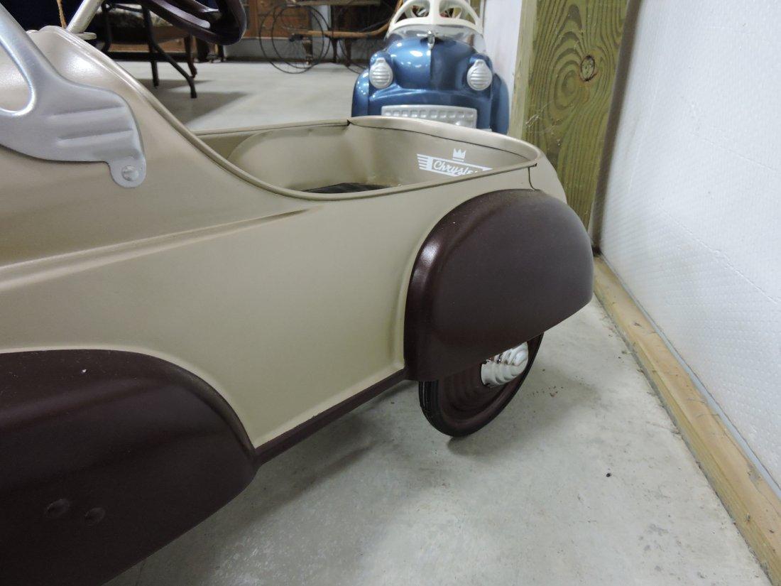 1941 Chrysler  Steelcraft pedal car, - 7