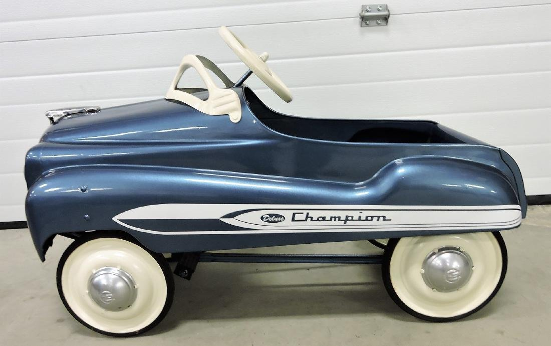 Murray Dipside Champion pedal car, 1950
