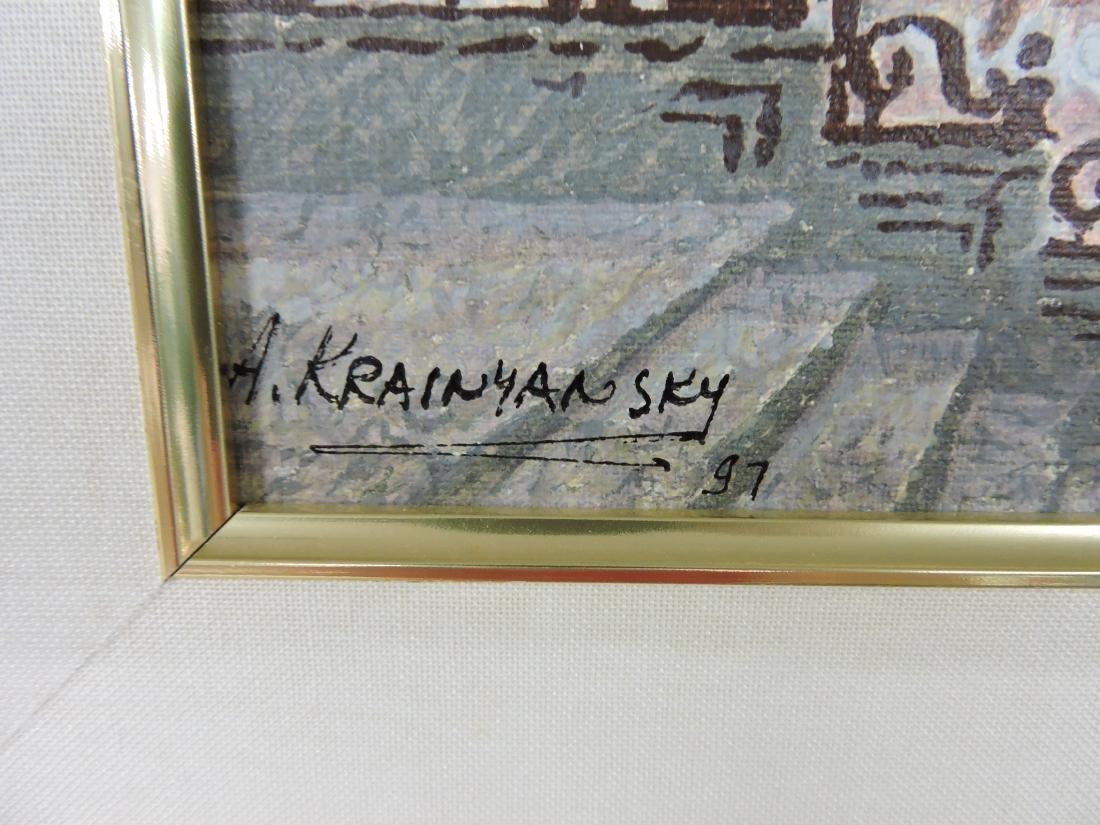 Anatol Krasnyansky (b1930) California, - 2