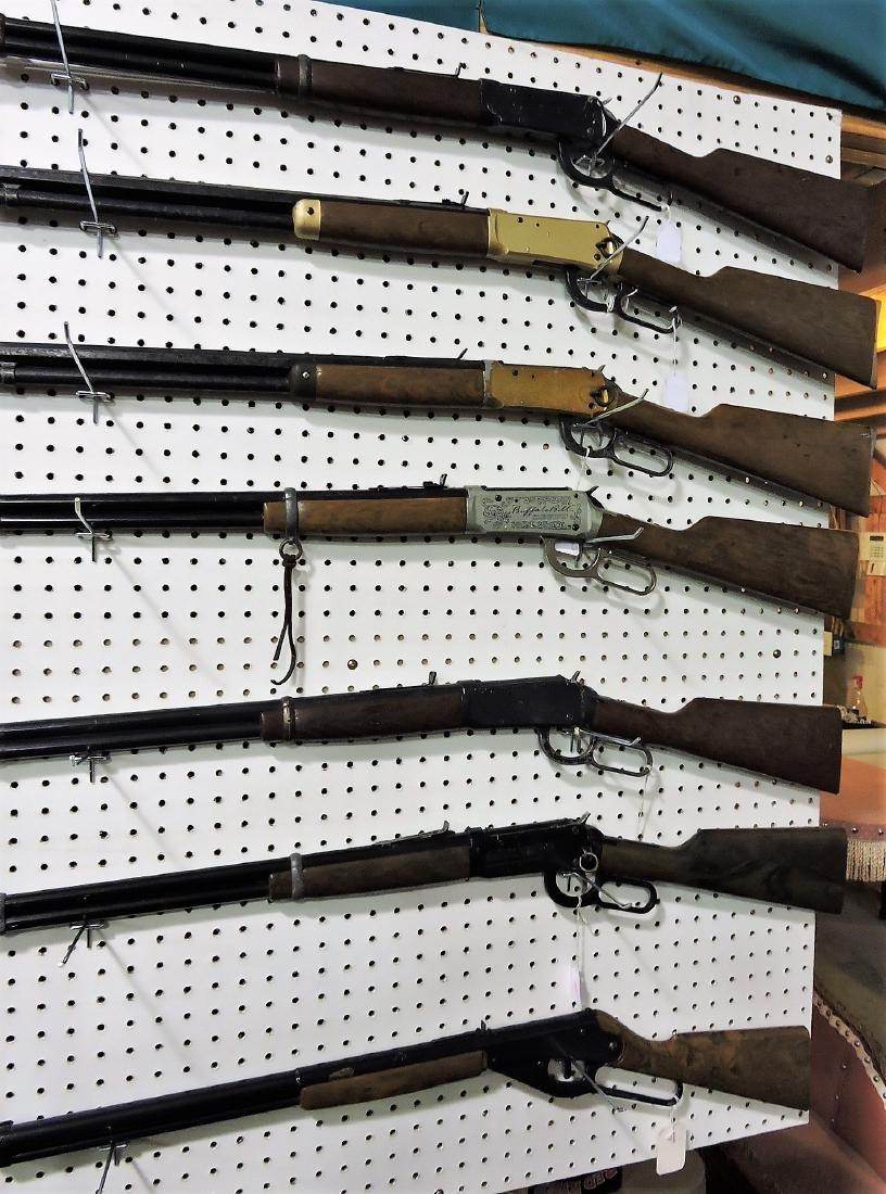 Lot of 7 BB guns; Daisy III, 3 - Daisy
