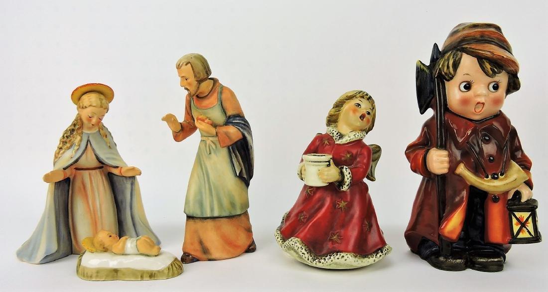 Hummel Nativity set (repair to Joseph),