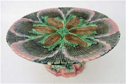 Etruscan majolica rare shell and