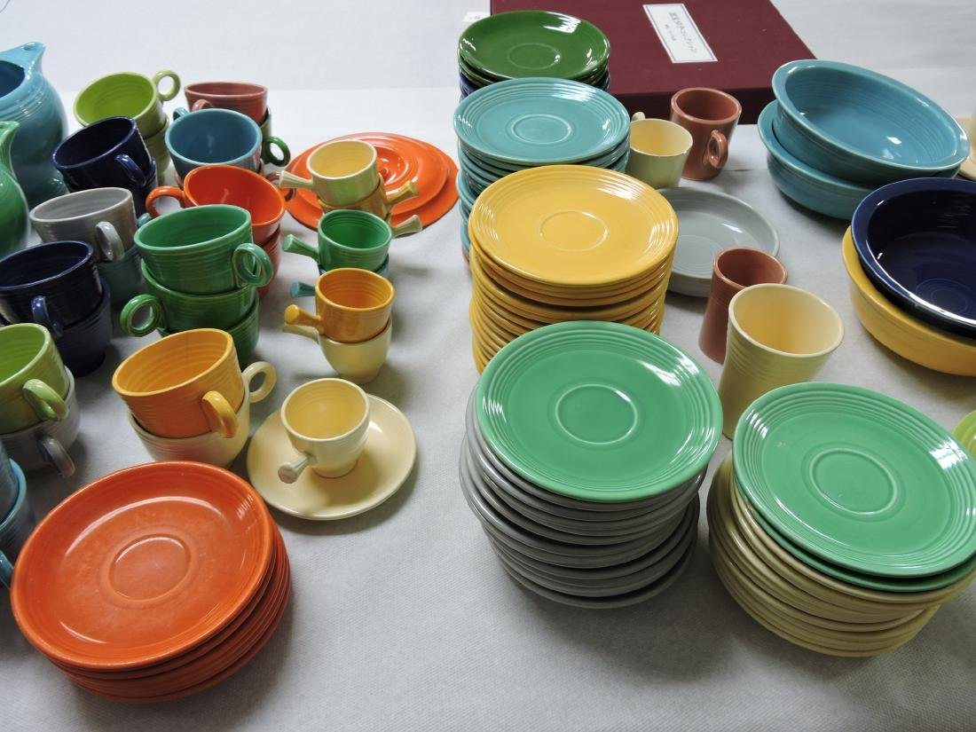 Fiesta lot of 401 pieces, various - 7