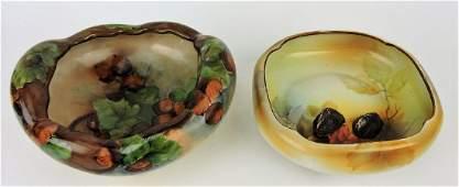 Bavarian and Noritake porcelain