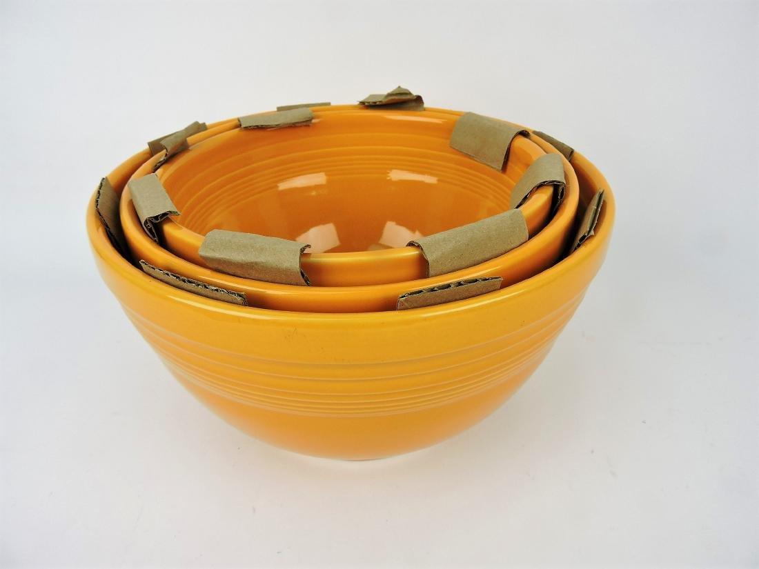 Fiesta Post 86 marigold 3 piece