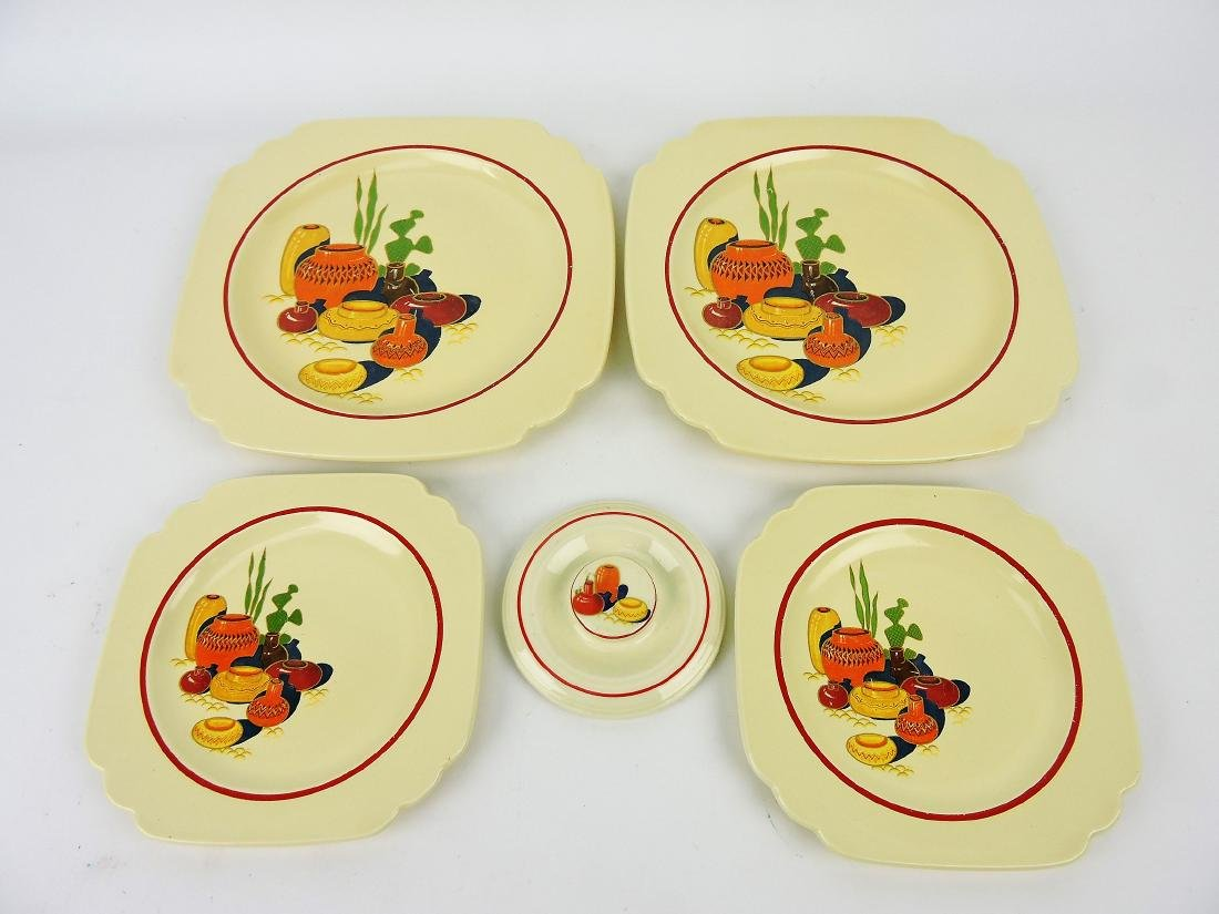 """Fiesta Mexicana lot of 2 - 9"""" and"""