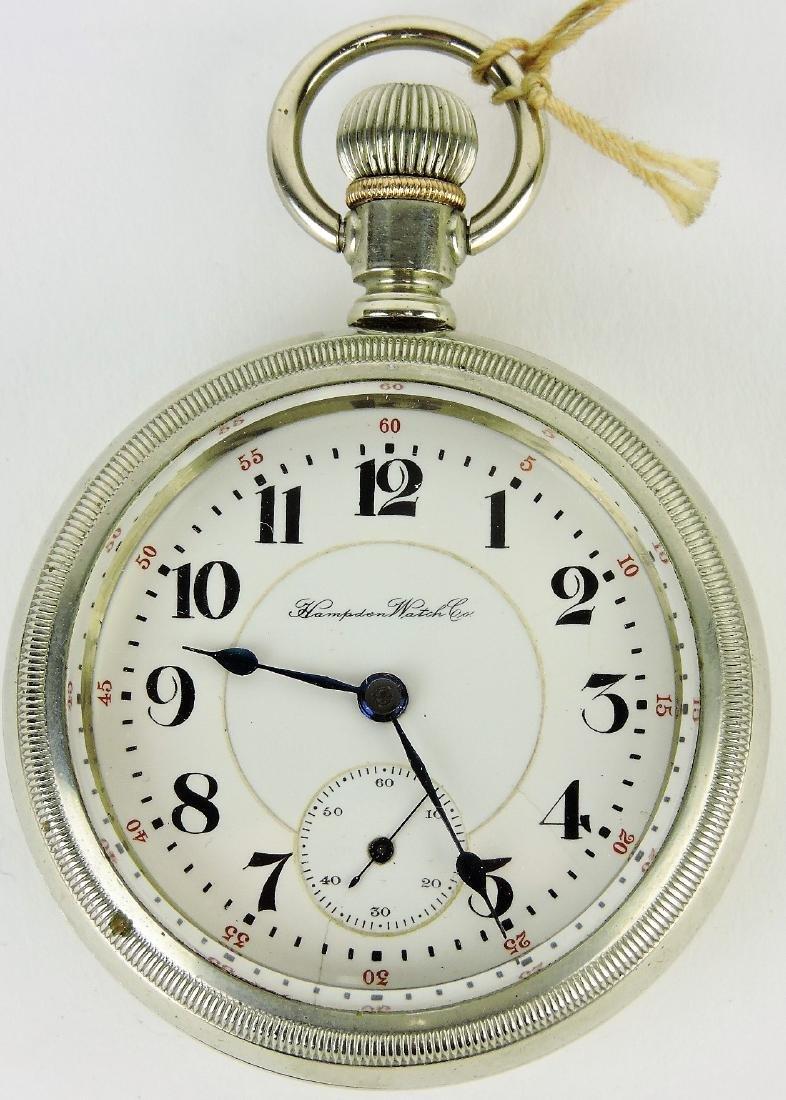 Hampden 18 size 21 jewel pocket-
