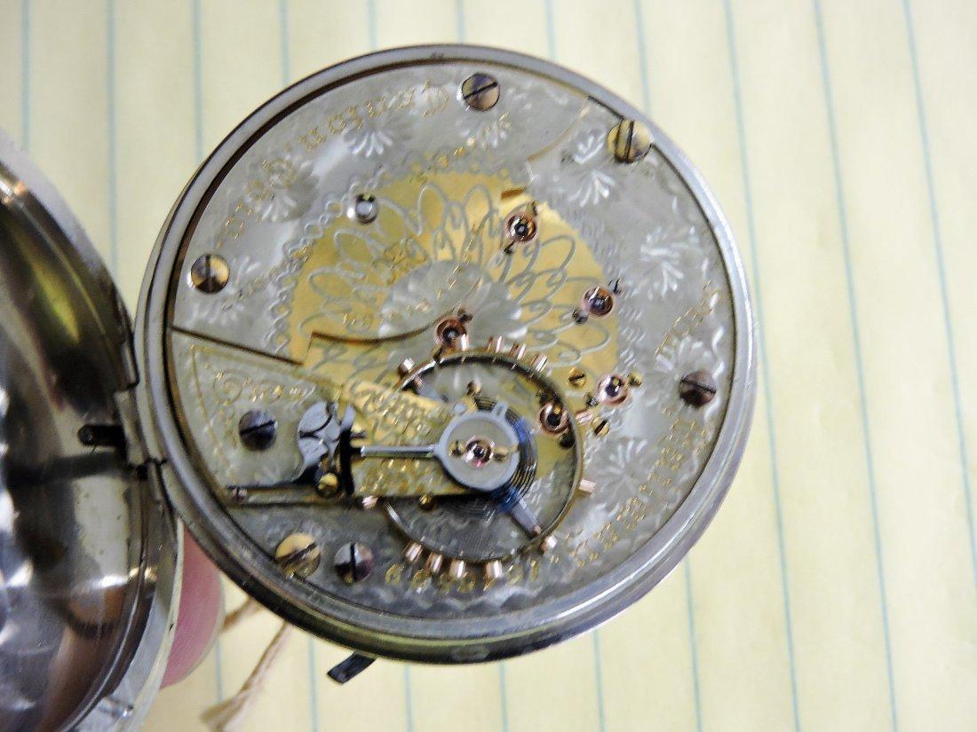 Hampden 18 size 21 jewel pocket- - 2