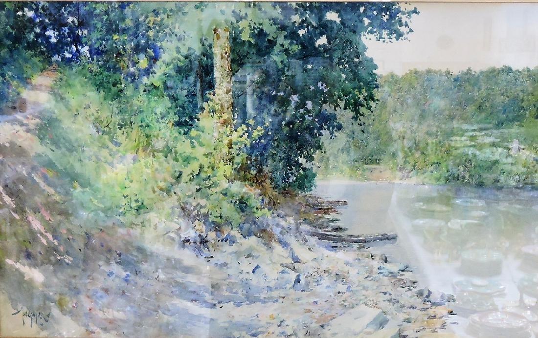 Paul Sawyier (1865-1917 Kentucky,