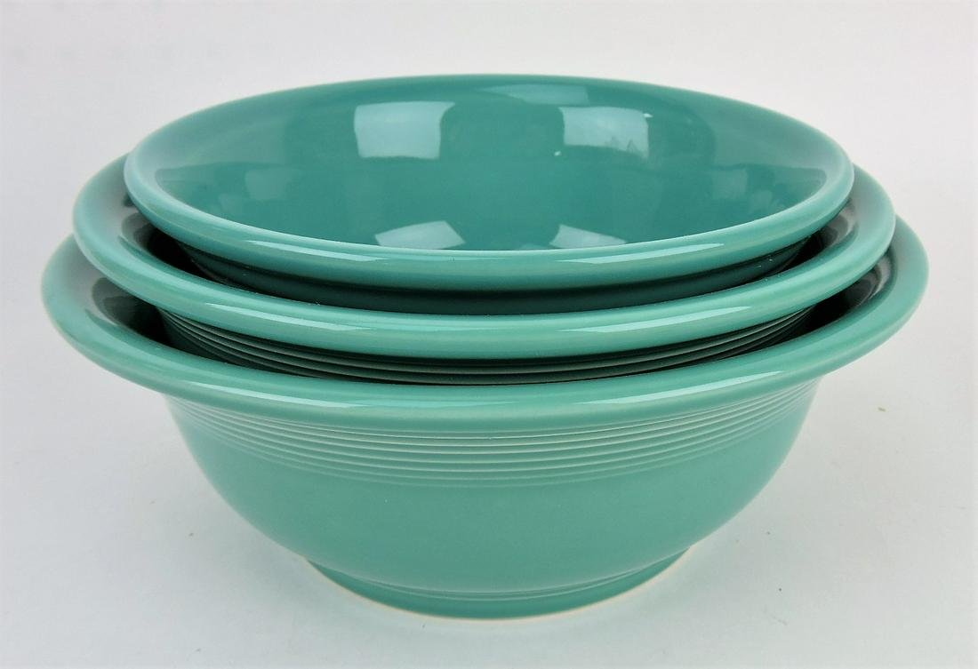 Fiesta Post 86 mixing bowl set,