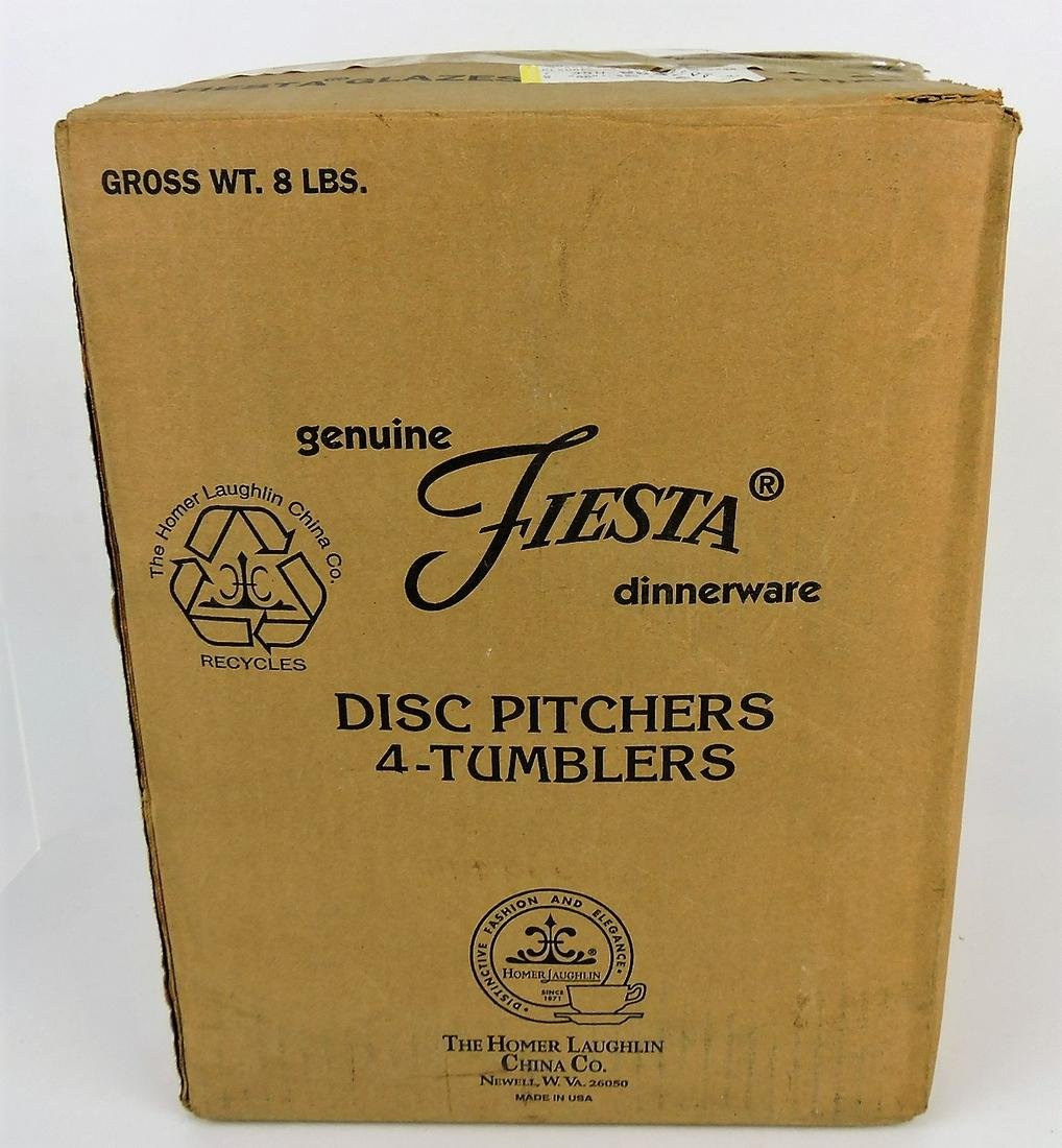 Fiesta Post 86 2001 60th Anniversary