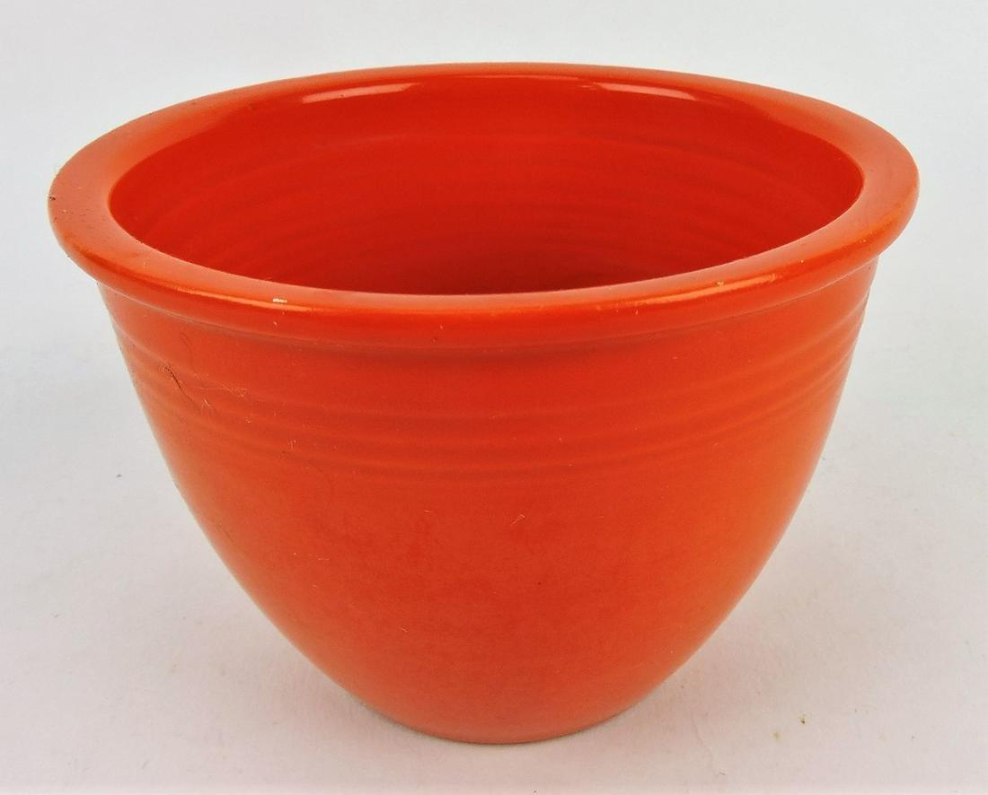 Fiesta #1 mixing bowl, red,