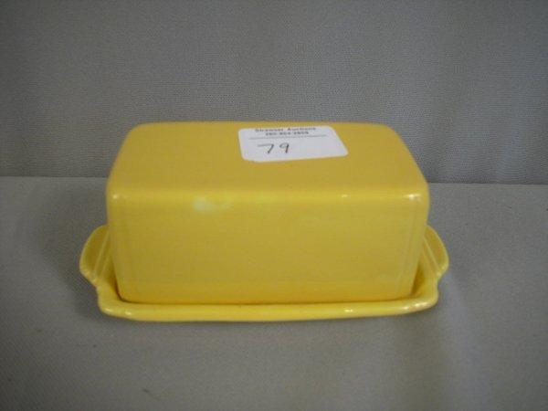2079: Fiesta Riviera 1/4 butter, yellow
