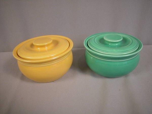 2081: Fiesta Kitchen Kraft individual casseroles - yell