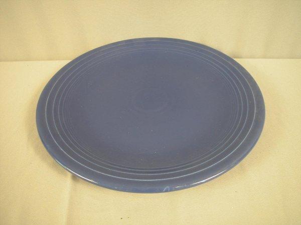 """2199: Fiesta cobalt 15"""" chop plate"""