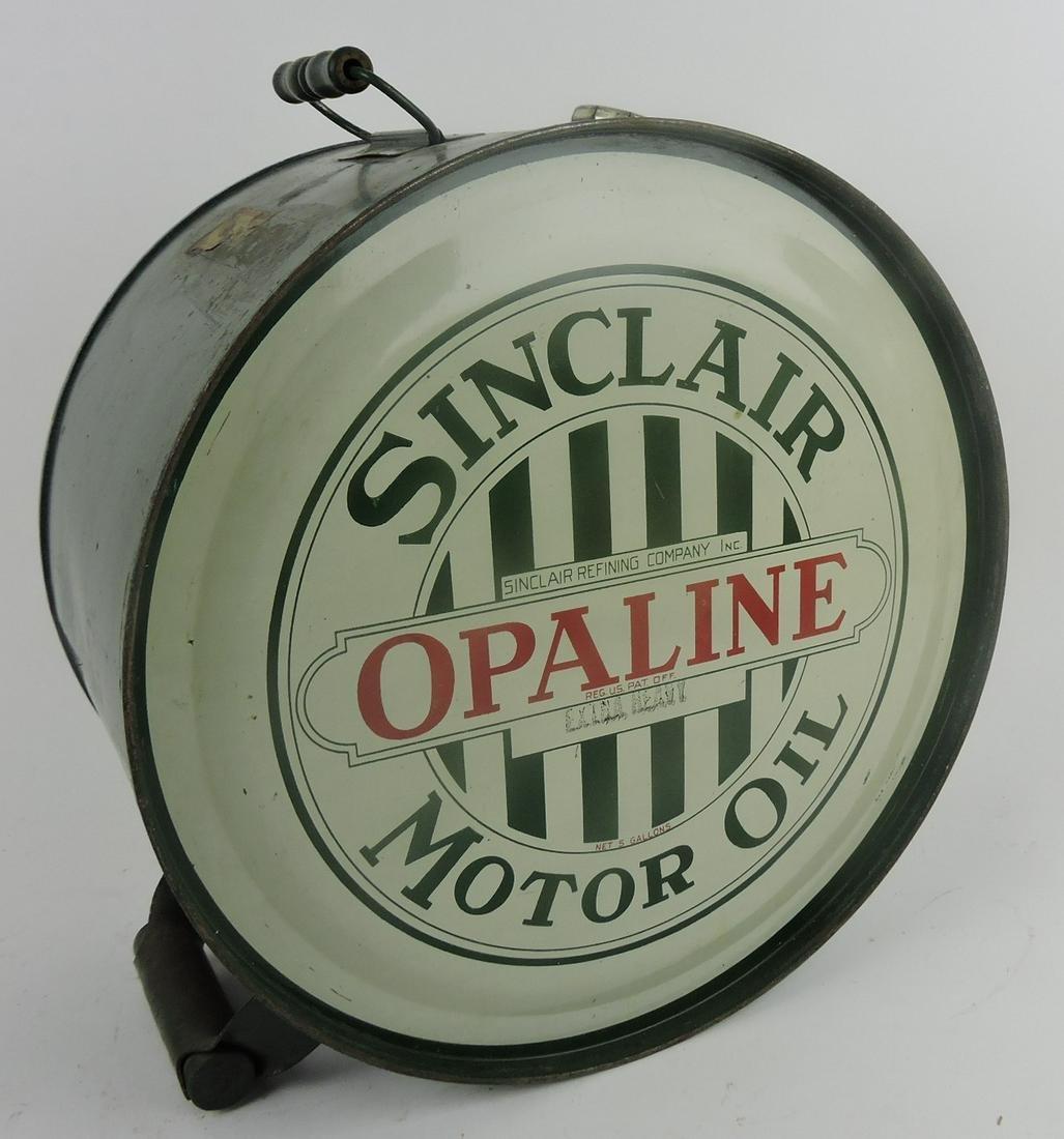 SInclair Opaline Motor Oil 5 gallon