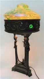 Gustav Guerschner Secessionist bronze