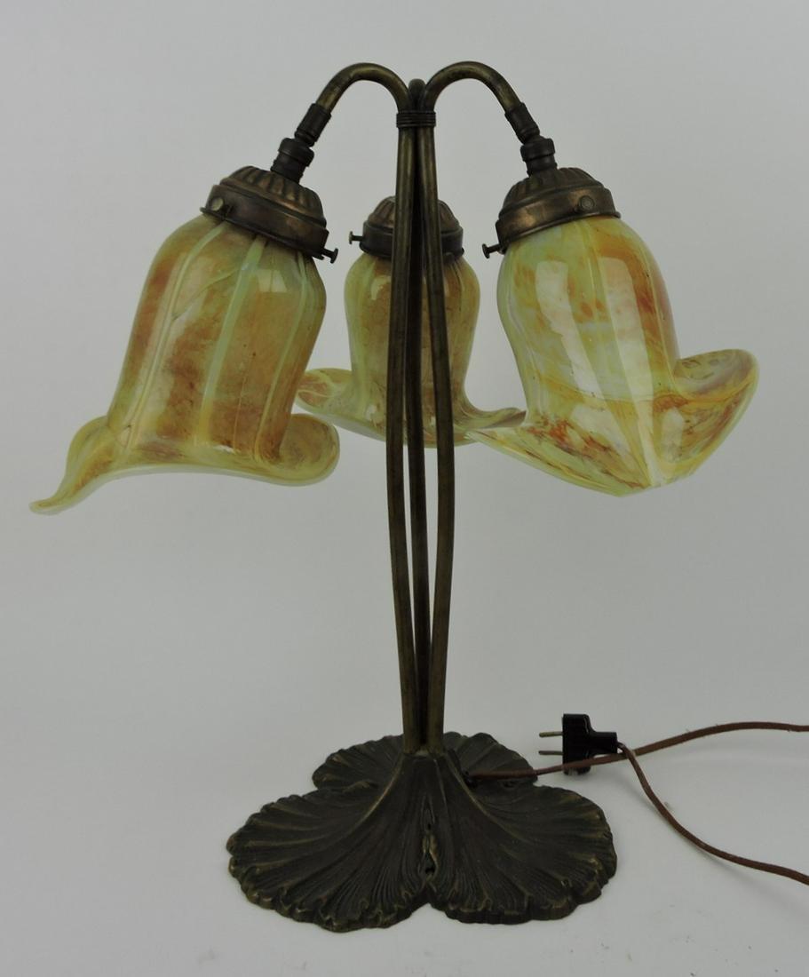 Handel Style Lily Lamp Oct 24, 2019