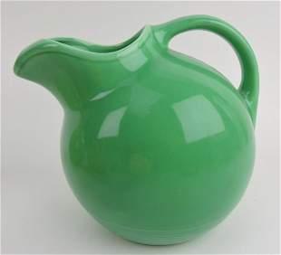 Fiesta Harlequin service water jug,