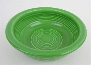 "Fiesta 4 3/4"" fruit bowl, medium green"
