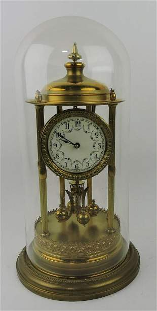 Henry Coehler anniversary clock,