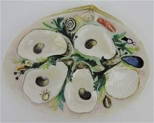 "UPW (Union Porcelain Works) 8 3/4"""