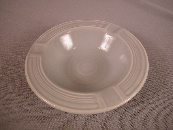 3019: Fiesta gray ashtray