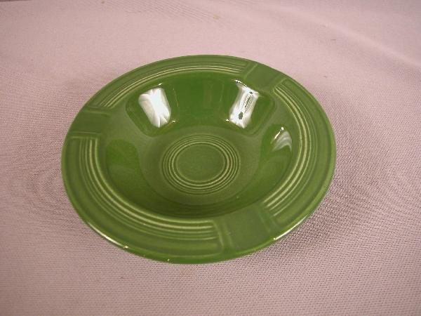 3020: Fiesta forest green ashtray