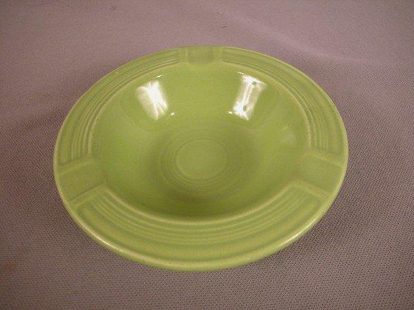 3021: Fiesta chartreuse ashtray